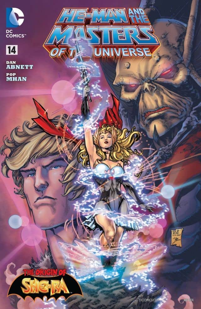 He-Man and the Masters of the Universe (2013-2014) #14