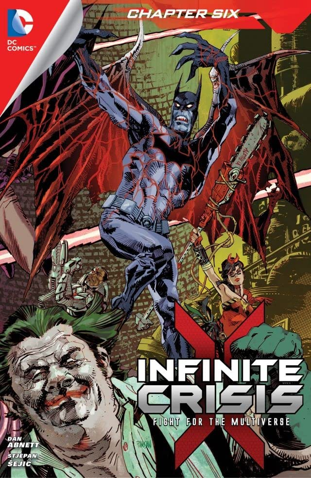 Infinite Crisis: Fight for the Multiverse (2014-2015) #6