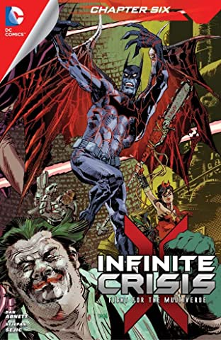 Infinite Crisis: Fight for the Multiverse (2014-2015) No.6