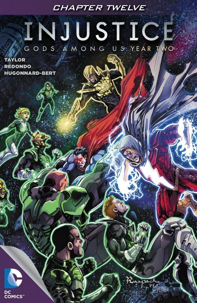 Injustice: Gods Among Us: Year Two (2014-) #12