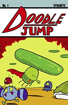 Doodle Jump #1 (of 6): Digital Exclusive Edition