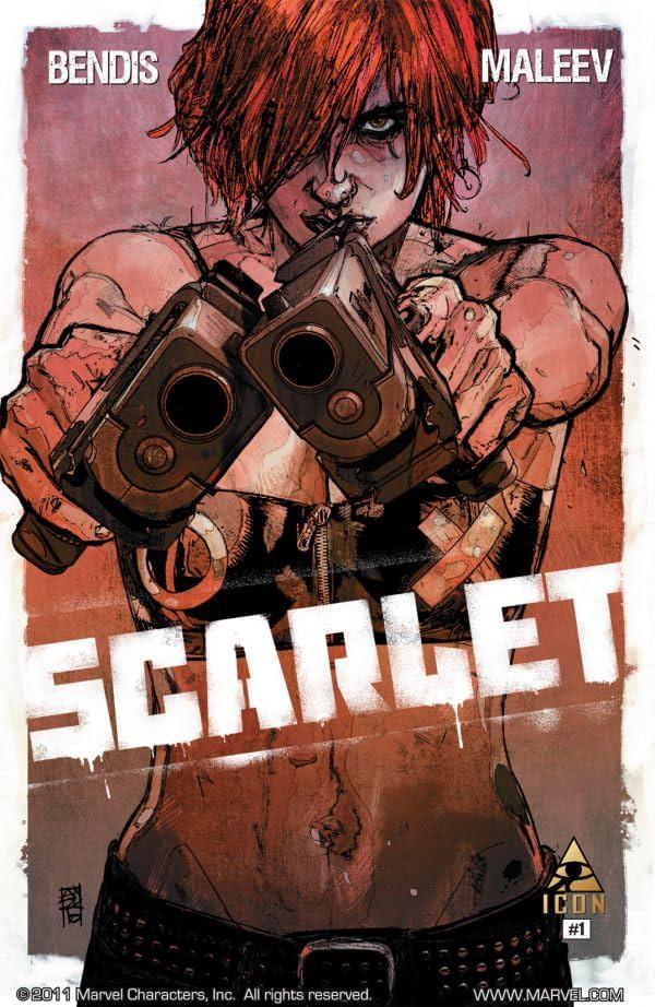 Scarlet #1