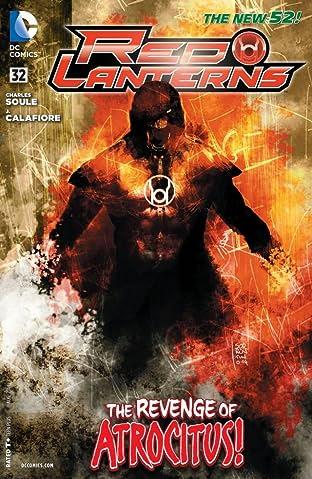Red Lanterns (2011-2015) #32