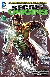 Secret Origins (2014-2015) #3