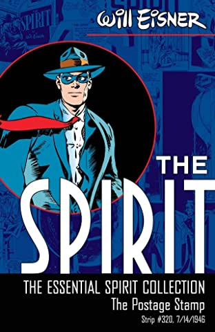 The Spirit #320: The Postage Stamp