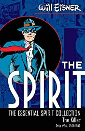 The Spirit #341: The Killer