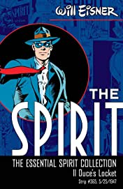 The Spirit #365: Il Duce's Locket