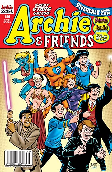 Archie & Friends #156