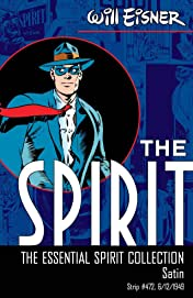 The Spirit #472: Satin