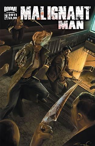 Malignant Man #2 (of 4)