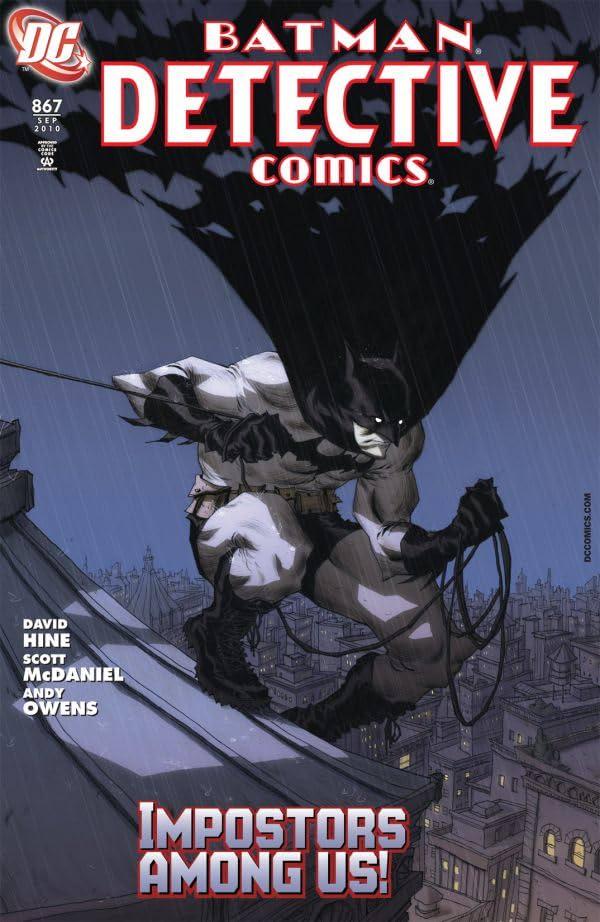 Detective Comics (1937-2011) #867