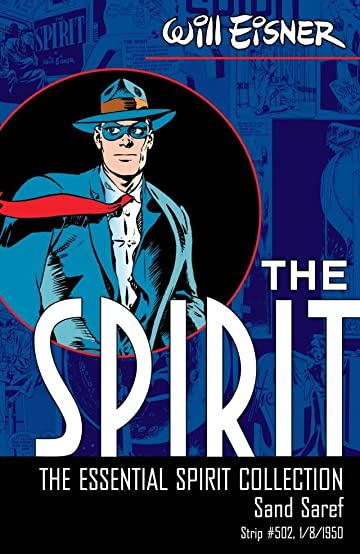 The Spirit #502: Sand Saref
