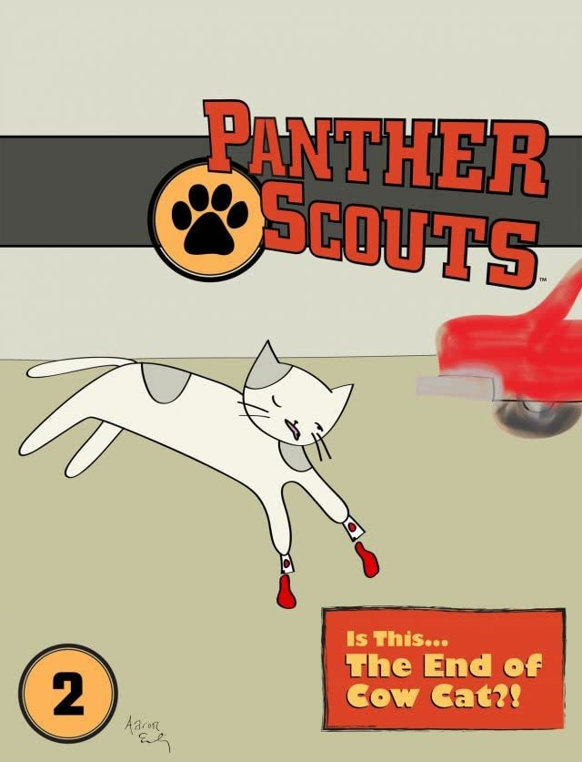 Panther Scouts #2