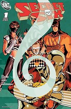 Secret Six (2008-2011) #1