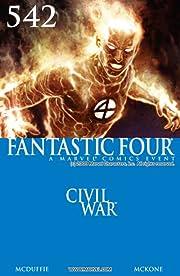 Fantastic Four (1998-2012) #542