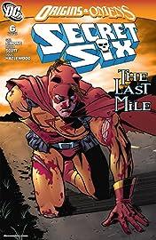 Secret Six (2008-2011) #6