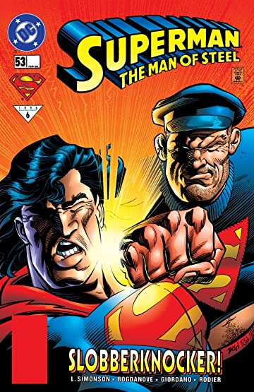 Superman: The Man of Steel (1991-2003) #53