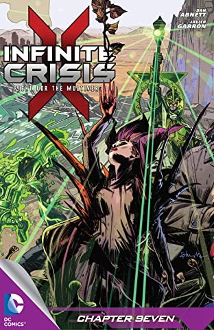 Infinite Crisis: Fight for the Multiverse (2014-2015) No.7