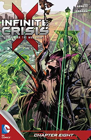 Infinite Crisis: Fight for the Multiverse (2014-) #8