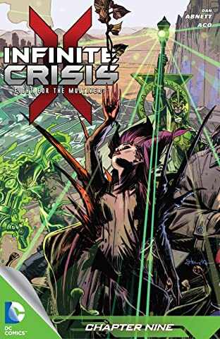 Infinite Crisis: Fight for the Multiverse (2014-2015) #9