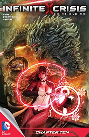 Infinite Crisis: Fight for the Multiverse (2014-) #10