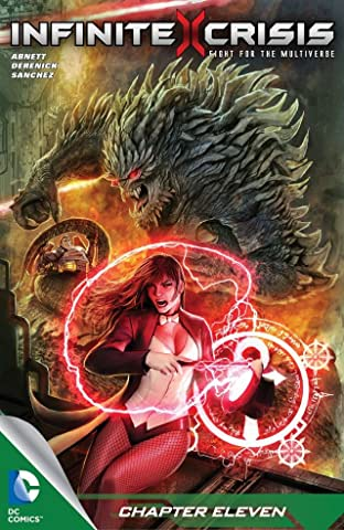 Infinite Crisis: Fight for the Multiverse (2014-) #11