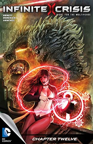 Infinite Crisis: Fight for the Multiverse (2014-2015) No.12