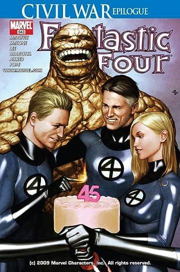 Fantastic Four (1998-2012) #543
