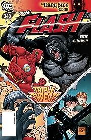 The Flash (1987-2009) #240