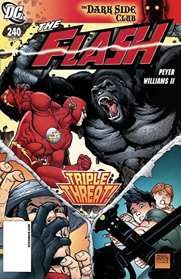 The Flash (1987-2009) #240