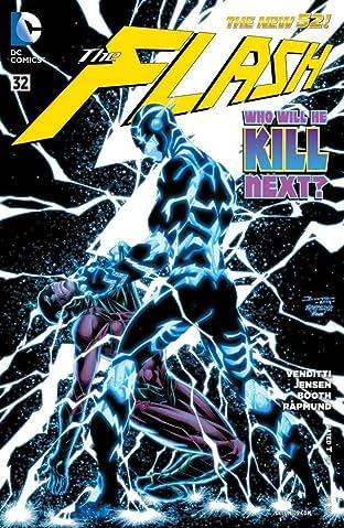 The Flash (2011-2016) #32