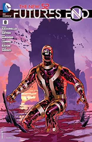 The New 52: Futures End No.8