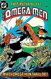The Omega Men (1983-1986) #4