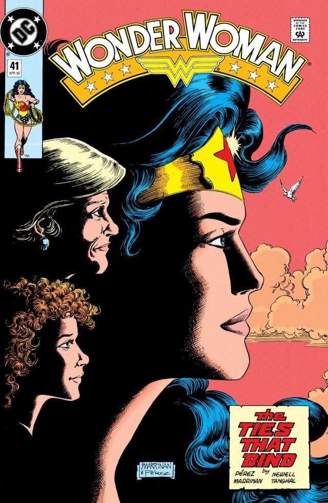 Wonder Woman (1987-2006) #41