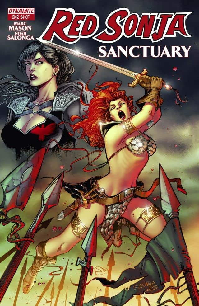 Red Sonja: Sanctuary