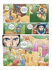Le Petit Prince Vol. 20: La Planète de Coppelius