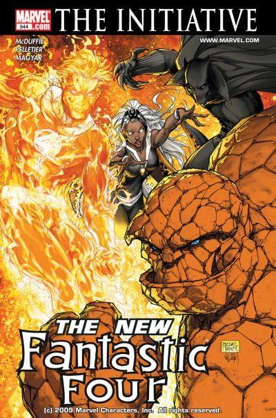 Fantastic Four (1998-2012) #544