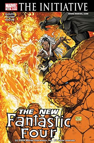Fantastic Four (1998-2012) #544