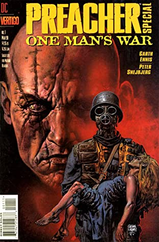Preacher: One Man's War
