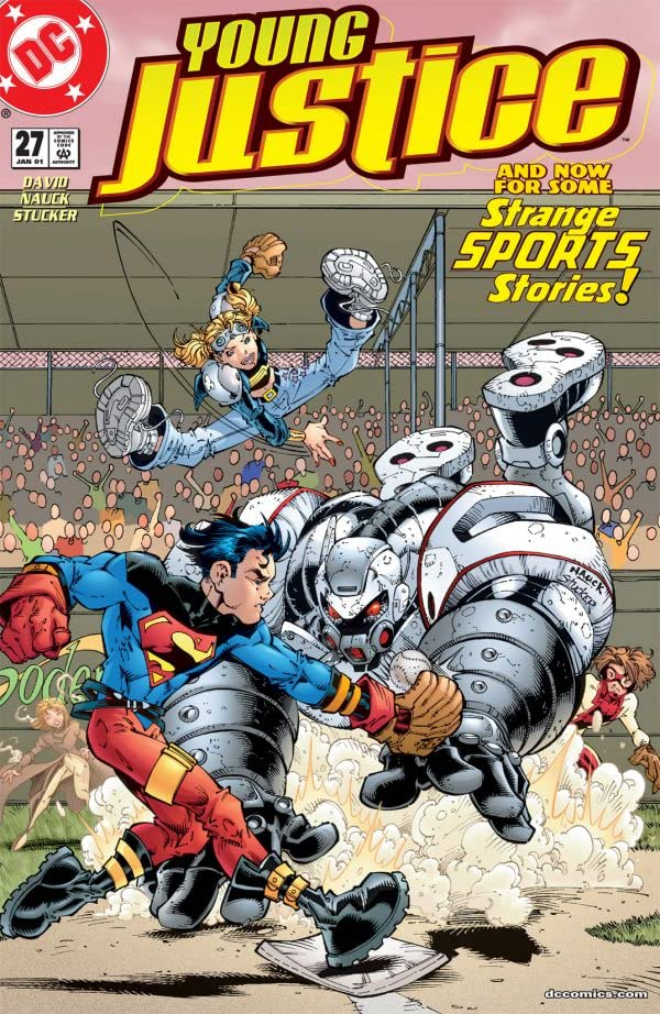 Young Justice (1998-2003) #27