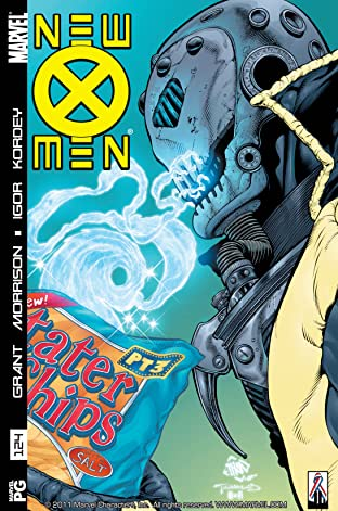 New X-Men (2001-2004) No.124