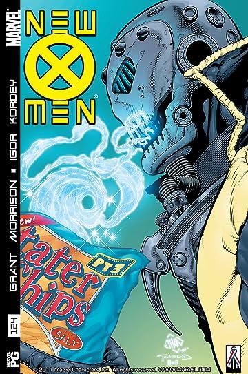 New X-Men (2001-2004) #124