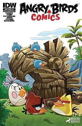 Angry Birds #2: Mini-Comic #3