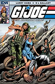 G.I. Joe: A Real American Hero #204