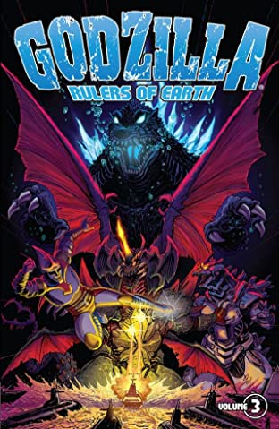 Godzilla: Rulers of Earth Tome 3