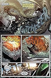 Godzilla: Rulers of Earth Vol. 3