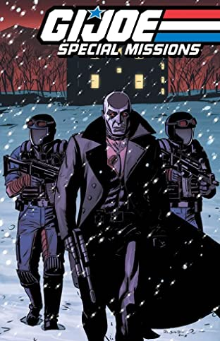 G.I. Joe Special Missions Tome 3