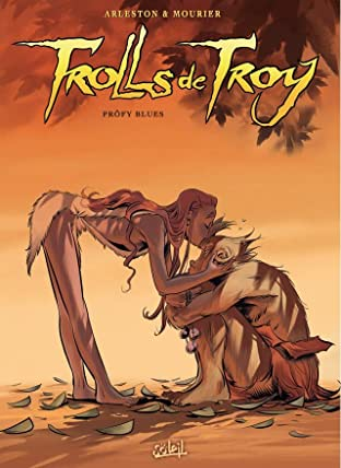 Trolls de Troy Vol. 18: Pröfy Blues