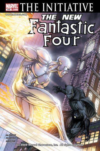Fantastic Four (1998-2012) #546