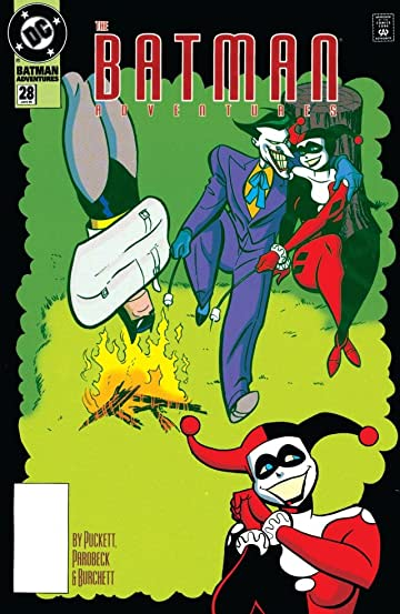 The Batman Adventures (1992-1995) #28